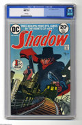 Bronze Age (1970-1979):Miscellaneous, The Shadow #1 (DC, 1973) CGC NM+ 9.6 White pages. Mike Kaluta coverand art. Only four copies have been certified with a hig...