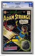 Golden Age (1938-1955):Science Fiction, Showcase #19 (DC, 1959) CGC FN+ 6.5 White pages. This issuefeatures Adam Strange. This is the first time to ever see an Ada...