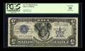 Error Notes:Large Size Inverts, Fr. 275 $5 1899 Silver Certificate PCGS Very Fine 20....