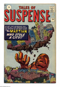 Silver Age (1956-1969):Adventure, Tales of Suspense #29 U. K. Edition (Marvel, 1962) Condition: VF. Jack Kirby cover art. Don Heck, Steve Ditko, and Kirby int...