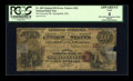 Error Notes:Double Denominations, Springfield, MA Fr. 409/424 $10/20 Original Series Double Denomination The Second NB Ch. # 181...