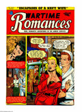 Golden Age (1938-1955):Romance, Wartime Romances #6 (St. John, 1952) Condition: FN. Matt Bakercover and art. Overstreet 2004 FN 6.0 value = $60....