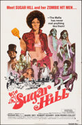 "Sugar Hill (American International, 1974). Folded, Very Fine-. One Sheet (27"" X 41""). Blaxploitation"