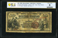National Bank Notes:Arkansas, Little Rock, AR - $20 1882 Brown Back Fr. 494 The Exchange National Bank Ch. # 3300 PCGS Banknote Very Good 8.. ...