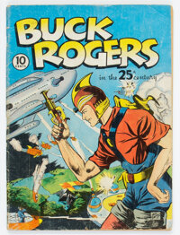 Buck Rogers #1 (Eastern Color, 1940) Condition: GD/VG