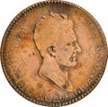 (1832) Andrew Jackson, Low-1B, HT-3, W-09-20a, R.7, Fine 12 NGC. Copper, reeded edge. Struck over Low-7, HT-15. Students...