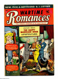 Golden Age (1938-1955):Romance, Wartime Romances #14 (St. John, 1953) Condition: FN+. Matt Bakercover. Overstreet 2004 FN 6.0 value = $27; VF 8.0 value = $...