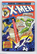 Bronze Age (1970-1979):Miscellaneous, X-Men #93 (Marvel, 1975) Condition: FN/VF. John Buscema cover.Overstreet 2004 FN 6.0 value = $18; VF 8.0 value = $43....