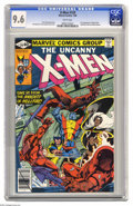 Modern Age (1980-Present):Superhero, X-Men #129 (Marvel, 1980) CGC NM+ 9.6 White pages. First appearanceof Kitty Pryde, Sebastian Shaw, and the White Queen. Onl...