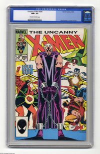 X-Men #200 (Marvel, 1985) CGC NM+ 9.6 Off-white to white pages. John Romita Jr. cover and art. Double-sized issue. Overs...