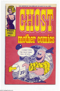 Silver Age (1956-1969):Alternative/Underground, Ghost Mother Comics #1 (Pirate Press, 1969) Condition: FN. RareUnderground from the Mad Peck. Lists in Jerry Weist's 2000 ...