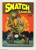 Bronze Age (1970-1979):Alternative/Underground, The Snatch Sampler #nn (Apex Novelties, 1977) Condition: VF/NM. Nice copy of the Underground anthology you don't want to lea...