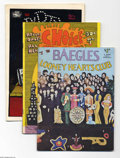 Bronze Age (1970-1979):Alternative/Underground, Underground Comix Group (Various, 1969-77) Condition: Average VG/FN. Some hard-to-find Undergrounds: God Nose (no price,... (Total: 5 Comic Books Item)