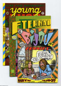 Bronze Age (1970-1979):Alternative/Underground, Underground Comix Group (Various, 1971-74). Light up some incense and dig these Underground Comix: Bijou Funnies #6 (FN,... (Total: 5 Comic Books Item)