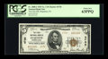 National Bank Notes:Pennsylvania, Duquesne, PA - $5 1929 Ty. 2 The First NB Ch. # 4730. ...