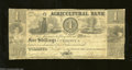 Canadian Currency: , Upper Canada, Toronto- Agricultural Bank $1 Jan. 4, 1836 ...
