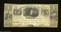 Canadian Currency: , Upper Canada, Toronto- Agricultural Bank $4 Nov. 1, 1835 ...
