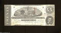 Confederate Notes:1863 Issues, T58 $20 1863. Three vertical folds were picked up by this ...
