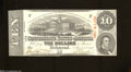 Confederate Notes:1863 Issues, T59 $10 1863. This nicely preserved 2nd Series $10 has ...