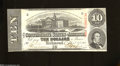 Confederate Notes:1863 Issues, T59 $10 1863. A Criswell number in pencil is found on the ...