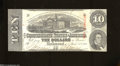 Confederate Notes:1863 Issues, T59 $10 1863. An issuance overprint of October 1863 is ...