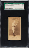 Baseball Cards:Singles (Pre-1930), 1887-90 N172 Old Judge Arthur Irwin (#244-4) SGC 84 NM 7. ...