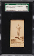 Baseball Cards:Singles (Pre-1930), 1887-90 N172 Old Judge Gus Krock (#270-2) SGC 84 NM 7. ...