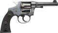 Handguns:Double Action Revolver, Western Penitentiary Inscribed Colt Police Positive Double Action Revolver.. ...