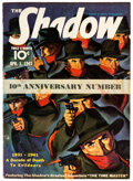 Pulps:Hero, Shadow V37#3 (Street & Smith, 1941) Condition: VG/FN....