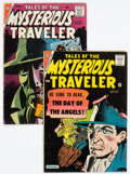 Silver Age (1956-1969):Horror, Tales of the Mysterious Traveler #8 and 10 Group (Charlton, 1958).... (Total: 2 Comic Books)