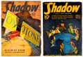 Pulps:Detective, Shadow Group of 2 (Street & Smith, 1939) Condition: Average FN.... (Total: 2 Item)