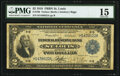 Large Size:Federal Reserve Bank Notes, Fr. 769 $2 1918 Federal Reserve Bank Note PMG Choice Fine 15.. ...