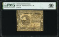 Colonial Notes:Continental Congress Issues, Continental Currency February 26, 1777 $6 PMG Extremely Fine 40.. ...