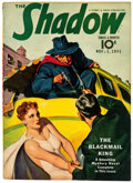 Pulps:Detective, Shadow V39#5 (Street & Smith, 1941) Condition: FN....
