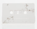 Sculpture, Daniel Arsham (b. 1980). Cassette Tape (FR-04), 2015. Plaster with glass fragments. 2-5/8 x 4 x 1 inches (6.6 x 10.2 x 2...