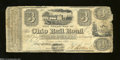 Obsoletes By State:Ohio, City of Ohio, OH- Ohio Rail Road $3 Sep. 3, 1840