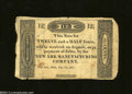Obsoletes By State:Ohio, New Ark, OH- New Ark Manufacturing Company 12 1/2¢ Jan. 1, ...