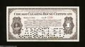 Miscellaneous:Depression Scrip, Chicago, IL- Chicago Clearing House $1 Mar. 8, 1933