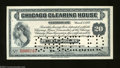 Miscellaneous:Depression Scrip, Chicago, IL- Chicago Clearing House $20 Mar. 8, 1933