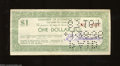 Miscellaneous:Depression Scrip, Clay Center, KS- Chamber of Commerce $1 Mar. 10, 1933