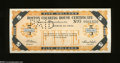 Miscellaneous:Depression Scrip, Boston, MA- Boston Clearing House $5 Mar. 10, 1933 Gem ...