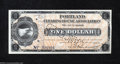 Miscellaneous:Depression Scrip, Portland, OR- Portland Clearing House Association $1 Mar. ...
