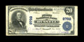 National Bank Notes:Kentucky, Russell, KY - $20 1902 Plain Back Fr. 652 The First NB Ch. # 8792....