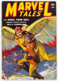 Pulps:Science Fiction, Marvel Tales - December 1939 (Red Circle) Condition: VG-....
