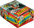 Baseball Cards:Unopened Packs/Display Boxes, 1980 Topps Baseball Wax Box With 36 Unopened Packs - Henderson Rookie Year! ...