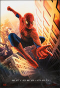 """Movie Posters:Action, Spider-Man (Columbia, 2002). Rolled, Very Fine. One Sheet (26.75"""" X 39.75"""") DS Advance. Action.. ..."""