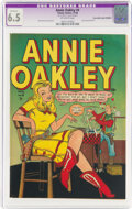 Golden Age (1938-1955):Western, Annie Oakley #4 Mile High Pedigree (Timely, 1948) CGC Apparent FN+ 6.5 Off-white pages....