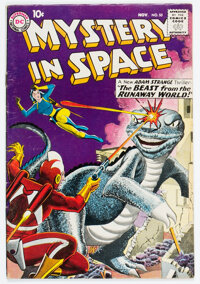 Mystery in Space #55 (DC, 1959) Condition: FN-