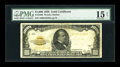 Small Size:Gold Certificates, Fr. 2408 $1000 1928 Gold Certificate. PMG Choice Fine 15 Net.. ...