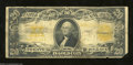 Large Size:Gold Certificates, Fr. 1187 $20 1922 Gold Certificate Very Good. This $20 ran ...